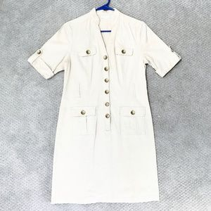 Khaki New York & Co Dress